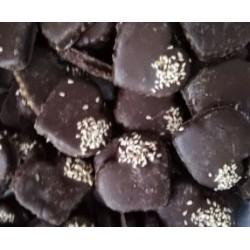 coeur chocolat