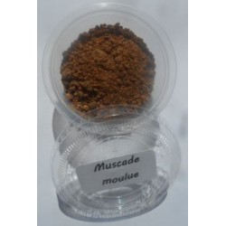 Muscade moulue 20g en pot